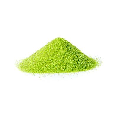 砂(ライトグリーン)