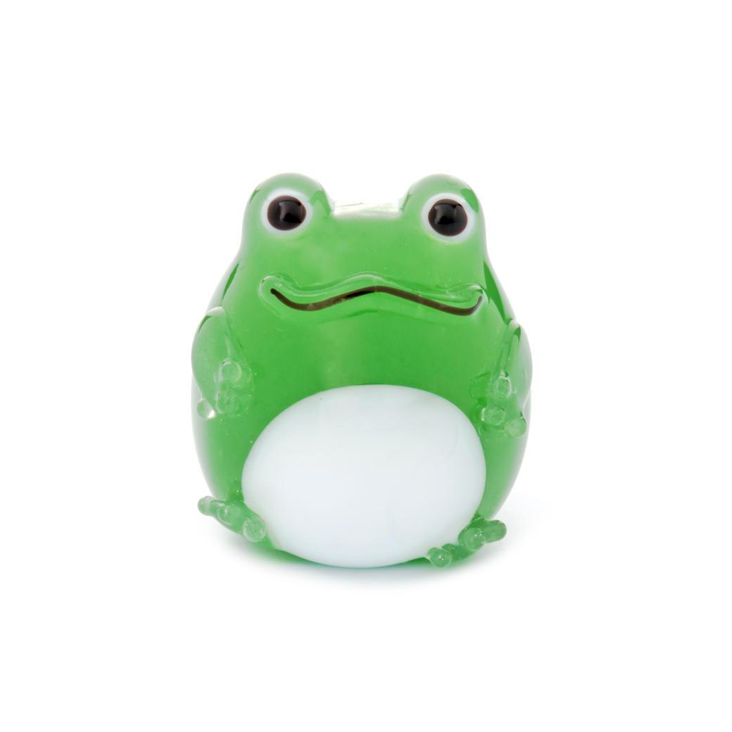 丸型カエル