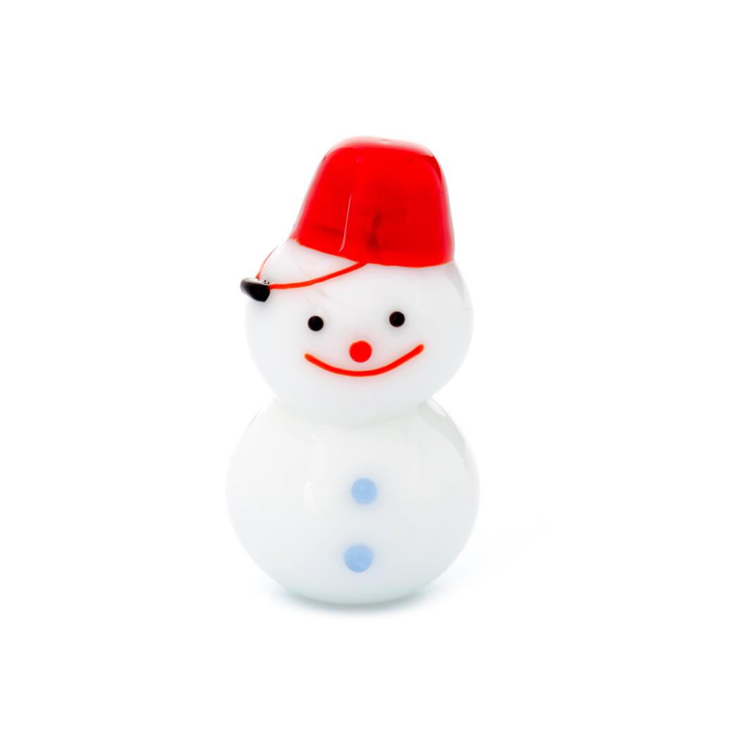 雪だるま 小